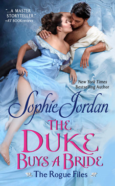 sophie jordan's the duke buys a bride
