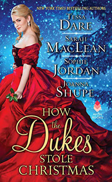 sophie jordan's how the duke stole christmas