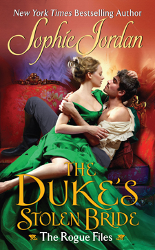 sophie jordan's THE DUKE'S STOLEN BRIDE