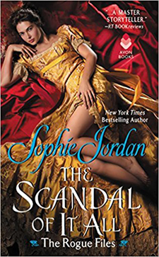 Sophie Jordan's the scandal of it all