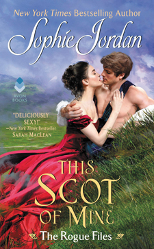 sophie jordan's this scot of mine