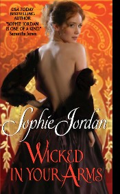 sophie jordan's WICKED IN YOUR ARMS