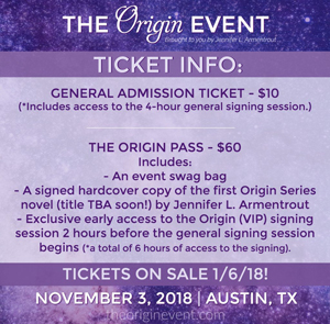 the origin event